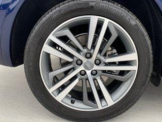 2018 Audi Q5 FY MY18 TDI S Tronic Quattro Ultra Sport Blue 7 Speed Sports Automatic Dual Clutch