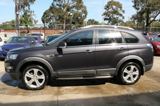 2013 Holden Captiva CG MY12 7 LX (4x4) Grey 6 Speed Automatic Wagon