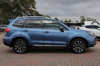2017 Subaru Forester S4 MY17 XT CVT AWD Premium Blue 8 Speed Constant Variable SUV