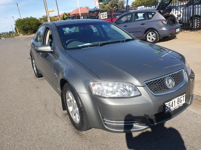 Used Holden Commodore VE II MY12 Omega Morphett Vale, 2012 Holden Commodore VE II MY12 Omega Silver 6 Speed Sports Automatic Sedan