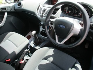 2010 Ford Fiesta WS CL Purple 5 Speed Manual Hatchback