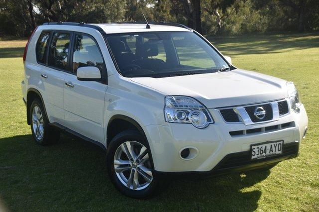 Used Nissan X-Trail T31 Series V ST 2WD, 2013 Nissan X-Trail T31 Series V ST 2WD White 6 Speed Manual Wagon
