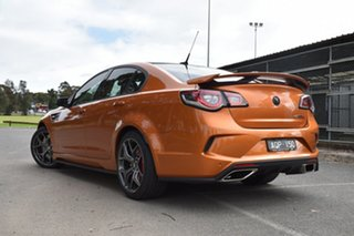 2017 Holden Special Vehicles GTS Gen-F2 MY17 R Orange 6 Speed Manual Sedan.