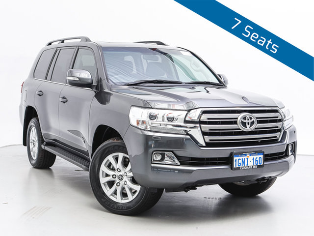 Used Toyota Landcruiser VDJ200R MY16 VX (4x4), 2018 Toyota Landcruiser VDJ200R MY16 VX (4x4) Grey 6 Speed Automatic Wagon