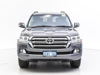 2018 Toyota Landcruiser VDJ200R MY16 VX (4x4) Grey 6 Speed Automatic Wagon.