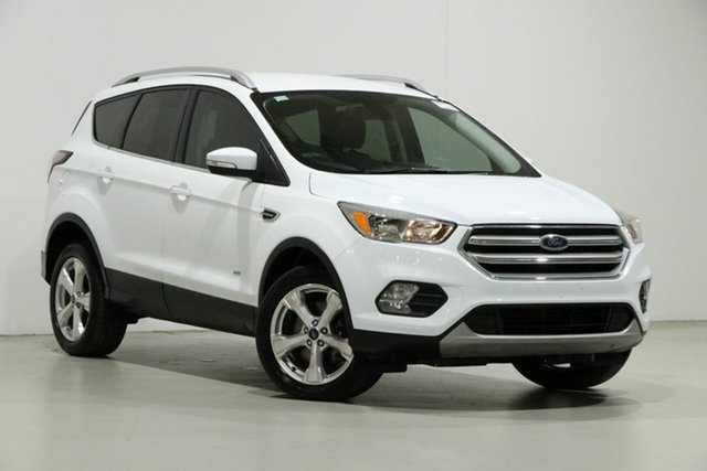 Used Ford Escape ZG Trend (AWD), 2016 Ford Escape ZG Trend (AWD) White 6 Speed Automatic SUV