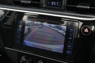 2019 Toyota Corolla ZRE172R Ascent S-CVT Blue/p 7 Speed Constant Variable Sedan