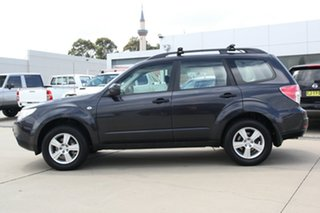 2012 Subaru Forester MY12 X Luxury Edition Grey 4 Speed Auto Elec Sportshift Wagon