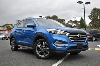 2017 Hyundai Tucson TL MY18 Active X 2WD Blue 6 Speed Manual Wagon.