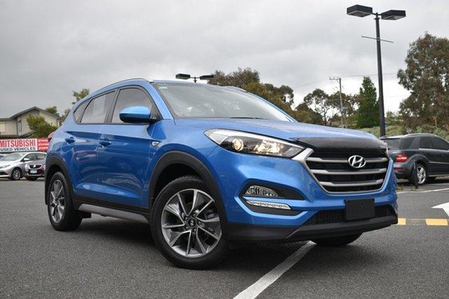Used Hyundai Tucson TL MY18 Active X 2WD, 2017 Hyundai Tucson TL MY18 Active X 2WD Blue 6 Speed Manual Wagon