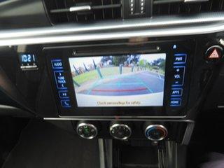 2015 Toyota Corolla SPORT White Automatic Hatchback