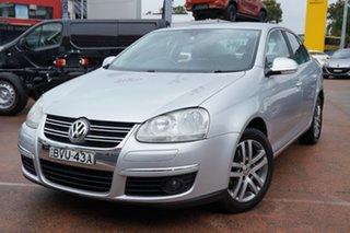 2008 Volkswagen Jetta 1KM MY08 Upgrade 2.0 TDI Silver 6 Speed Direct Shift Sedan.
