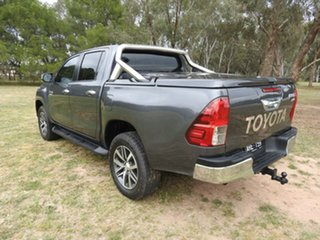 2017 Toyota Hilux SR5 Grey 6 Speed Automatic Utility