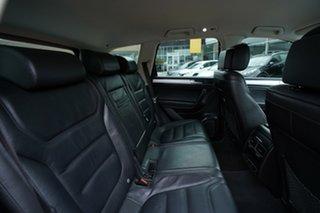 2015 Volkswagen Touareg 7P MY14.5 150 TDI Black 8 Speed Automatic Wagon