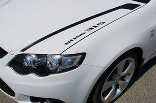 2012 Ford Performance Vehicles GS FG Mk II Boss 315 White 6 Speed Sports Automatic Sedan