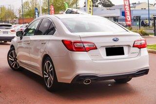 2020 Subaru Liberty 6GEN 2.5I White Constant Variable Sedan.