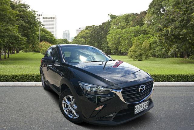 Used Mazda CX-3 DK2W7A Maxx SKYACTIV-Drive FWD Sport, 2020 Mazda CX-3 DK2W7A Maxx SKYACTIV-Drive FWD Sport Black 6 Speed Sports Automatic Wagon