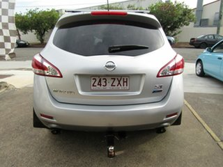 2012 Nissan Murano Z51 Series 3 ST Silver 6 Speed Constant Variable Wagon.