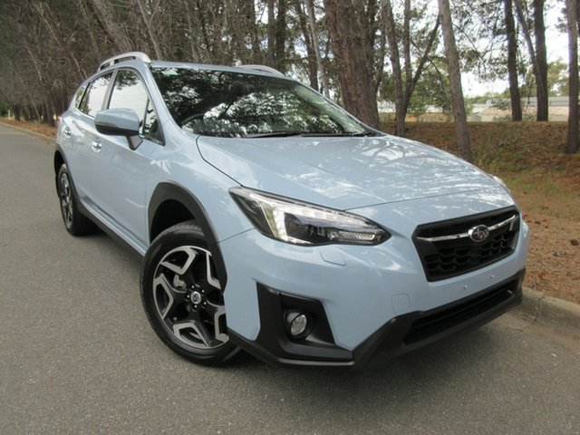 Used Subaru XV G5X MY18 2.0i-S Lineartronic AWD, 2018 Subaru XV G5X MY18 2.0i-S Lineartronic AWD Cool Grey 7 Speed Constant Variable Wagon