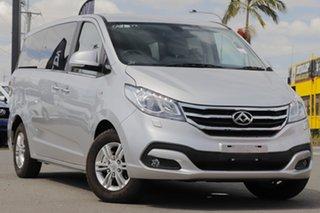 2019 LDV G10 SV7A Aurora Silver 6 Speed Sports Automatic Wagon.