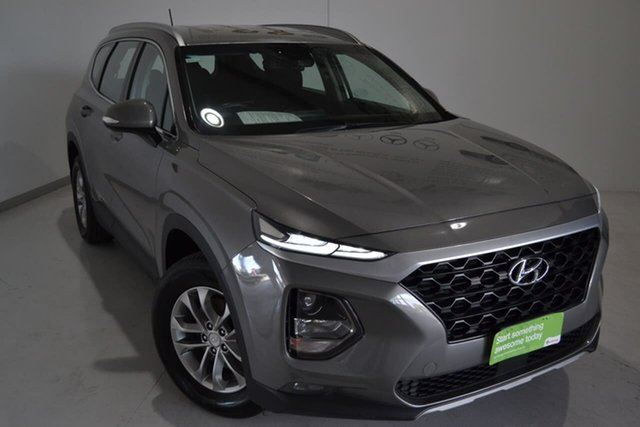 Used Hyundai Santa Fe DM5 MY18 Active, 2018 Hyundai Santa Fe DM5 MY18 Active Grey 6 Speed Sports Automatic Wagon
