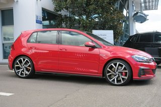 2020 Volkswagen Golf 7.5 MY20 GTI DSG Red 7 Speed Sports Automatic Dual Clutch Hatchback.