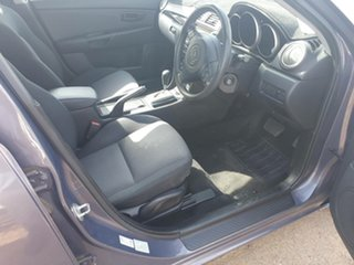 2008 Mazda 3 BK1032 MY08 SP23 Silver 5 Speed Sports Automatic Hatchback.