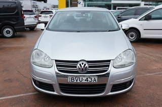 2008 Volkswagen Jetta 1KM MY08 Upgrade 2.0 TDI Silver 6 Speed Direct Shift Sedan