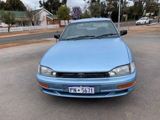 1995 Toyota Camry SDV10 CSi Blue 4 Speed Automatic Sedan