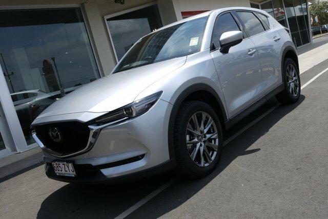 Demo Mazda CX-5 KF4W2A Akera SKYACTIV-Drive i-ACTIV AWD, 2020 Mazda CX-5 KF4W2A Akera SKYACTIV-Drive i-ACTIV AWD 6 Speed Sports Automatic Wagon
