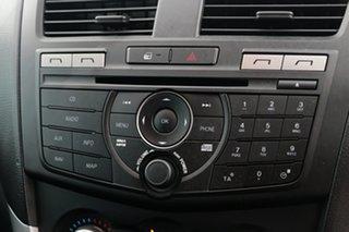 2015 Mazda BT-50 UR0YF1 GT Black 6 Speed Sports Automatic Utility