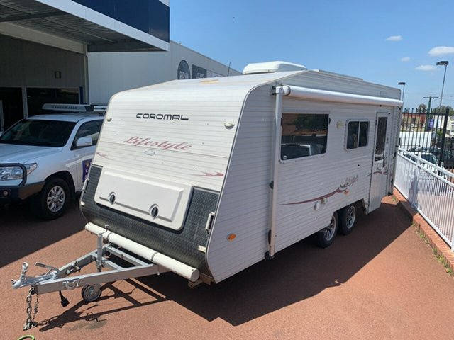 Used Coromal Lifestyle St James, 2010 Coromal Lifestyle Caravan