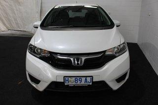 2017 Honda Jazz GF MY17 VTi White 5 Speed Manual Hatchback