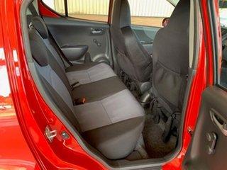 2012 Suzuki Alto GF GL Red 5 Speed Manual Hatchback