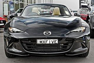 2020 Mazda MX-5 ND GT RF SKYACTIV-MT Black 6 Speed Manual Targa.