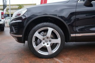 2015 Volkswagen Touareg 7P MY14.5 150 TDI Black 8 Speed Automatic Wagon.