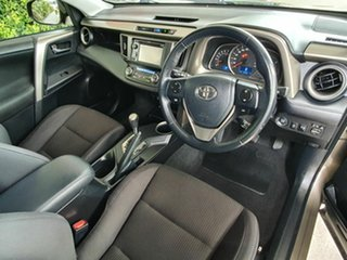 2013 Toyota RAV4 GXL Bronze 6 Speed Automatic Wagon.