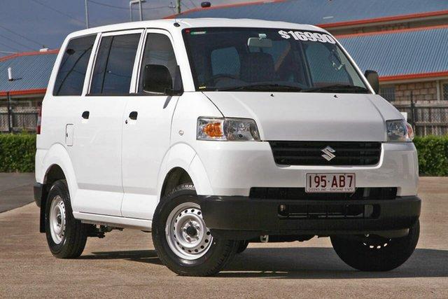 Used Suzuki APV  , 2014 Suzuki APV White 5 Speed Manual Van
