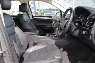 2015 Volkswagen Touareg 7P MY15 150TDI Tiptronic 4MOTION Canyon Grey 8 Speed Sports Automatic Wagon