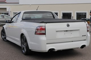 2011 Holden Ute VE II Omega White 6 Speed Sports Automatic Utility.