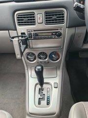Subaru Forester X White 5 Speed Manual Wagon