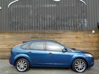 2009 Ford Focus LV CL Blue 5 Speed Manual Hatchback.