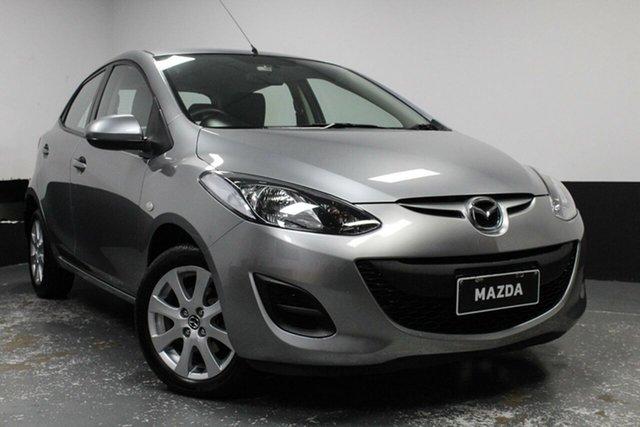 Used Mazda 2 DE10Y2 MY14 Neo Sport, 2013 Mazda 2 DE10Y2 MY14 Neo Sport 4 Speed Automatic Hatchback