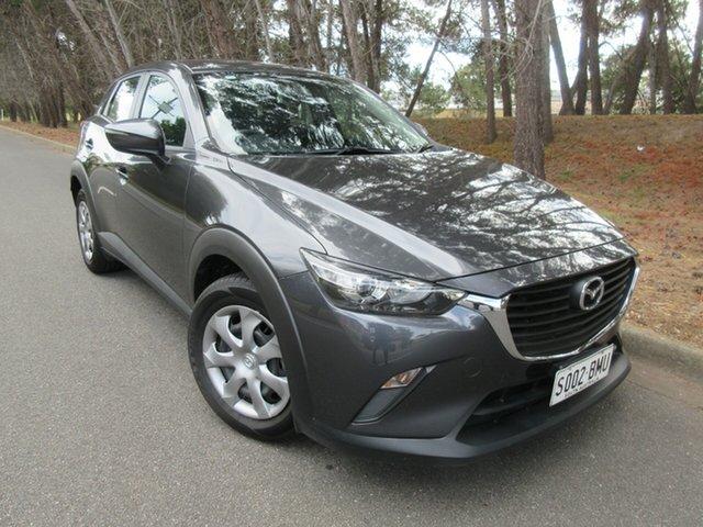 Used Mazda CX-3 DK2W76 Neo SKYACTIV-MT, 2015 Mazda CX-3 DK2W76 Neo SKYACTIV-MT Grey 6 Speed Manual Wagon