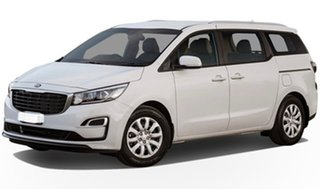 Kia Carnival S 2.2DT White 8 Speed Automatic Wagon