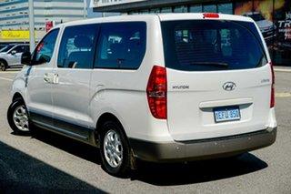 2013 Hyundai iMAX TQ-W MY13 White 5 Speed Automatic Wagon.
