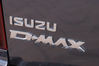 2020 Isuzu D-MAX RG MY21 LS-M Crew Cab Obsidian Grey 6 Speed Sports Automatic Utility