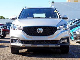 2019 MG ZS AZS1 MY19 Essence 2WD Silver 6 Speed Automatic Wagon.