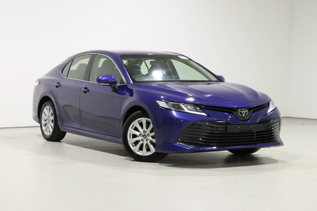 Used Toyota Camry ASV70R Ascent Bentley, 2019 Toyota Camry ASV70R Ascent Blue 6 Speed Automatic Sedan