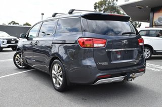 2016 Kia Carnival YP MY16 Platinum Grey 6 Speed Sports Automatic Wagon.